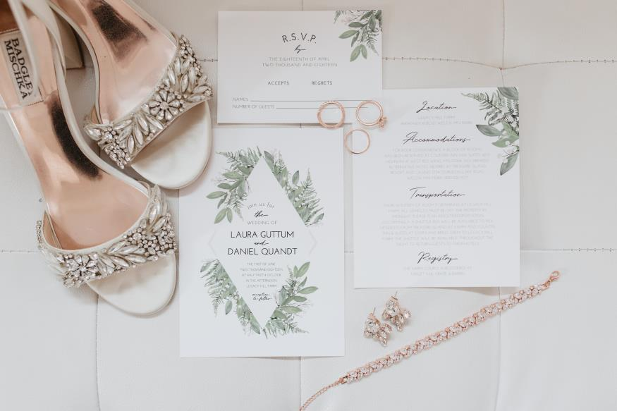 Wedding Suite and  Bridal Accessories